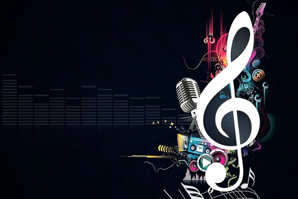 Background karaoke âm nhạc