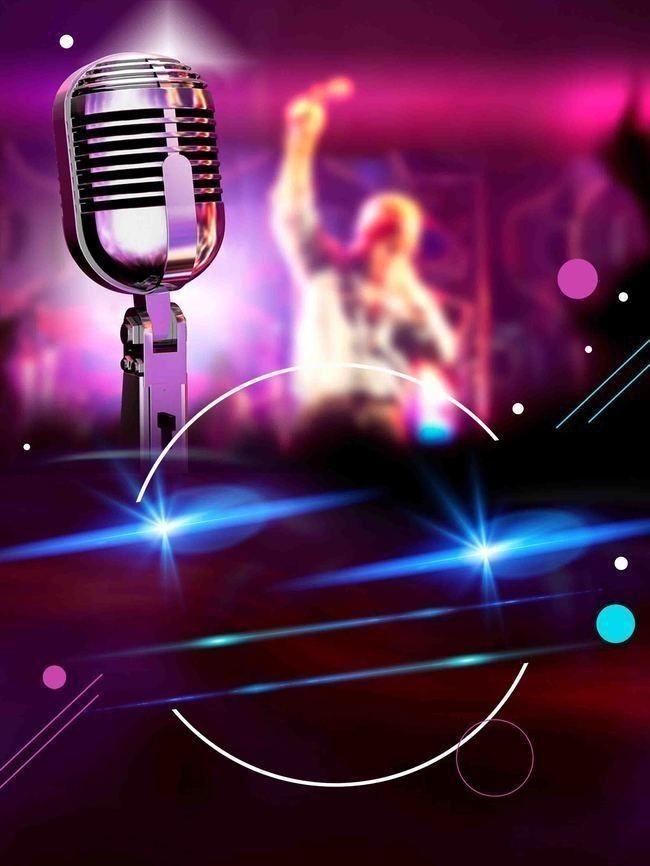 Background karaoke đẹp