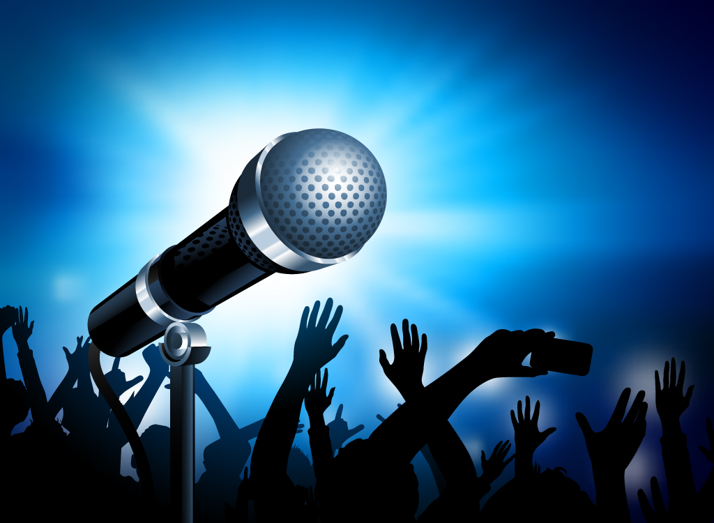background karaoke độc đáo