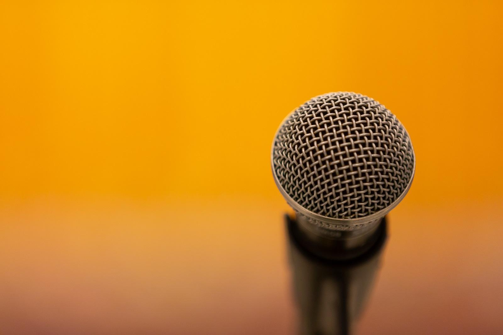 Background karaoke đơn giản