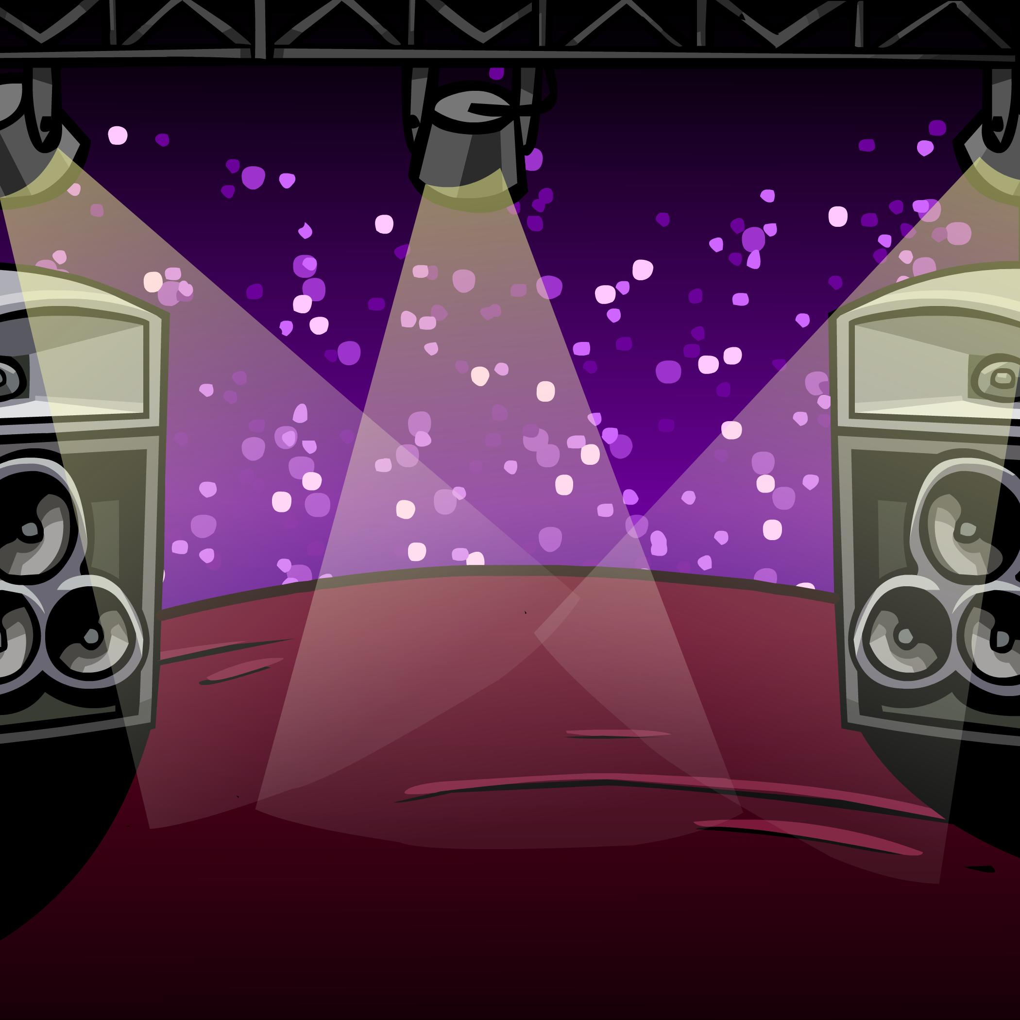 Background karaoke hoạt hình