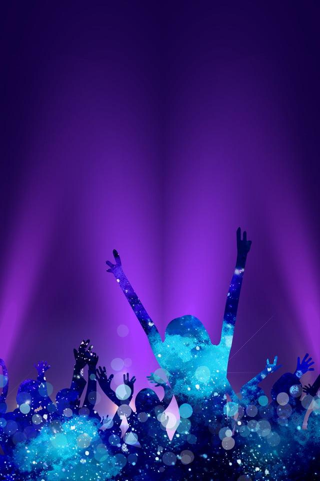 Background karaoke nghệ thuật và đẹp
