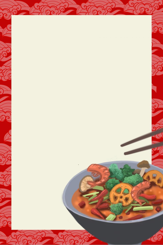 Background menu súp