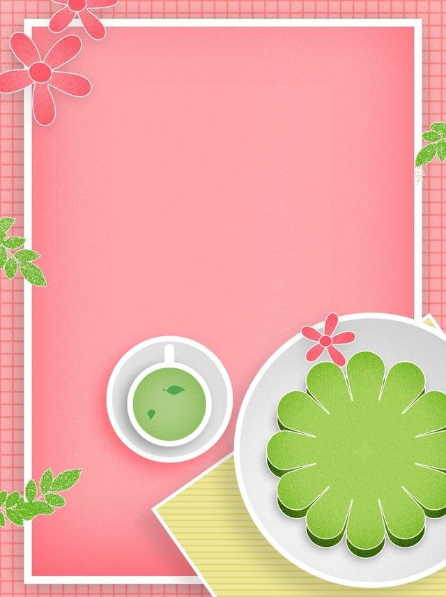 Background menu trà