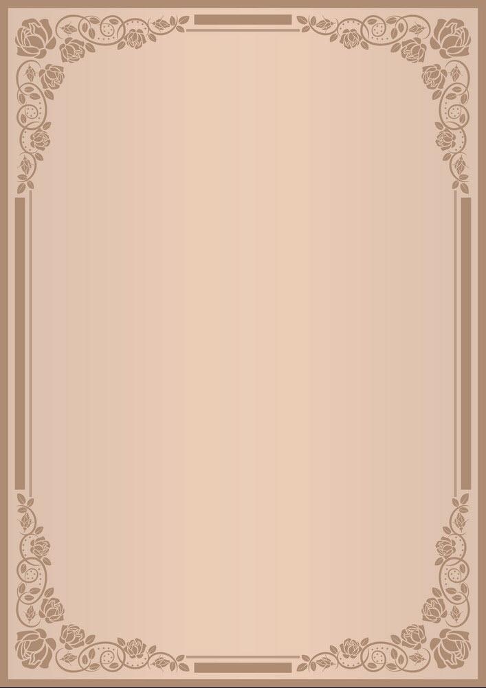 Background menu