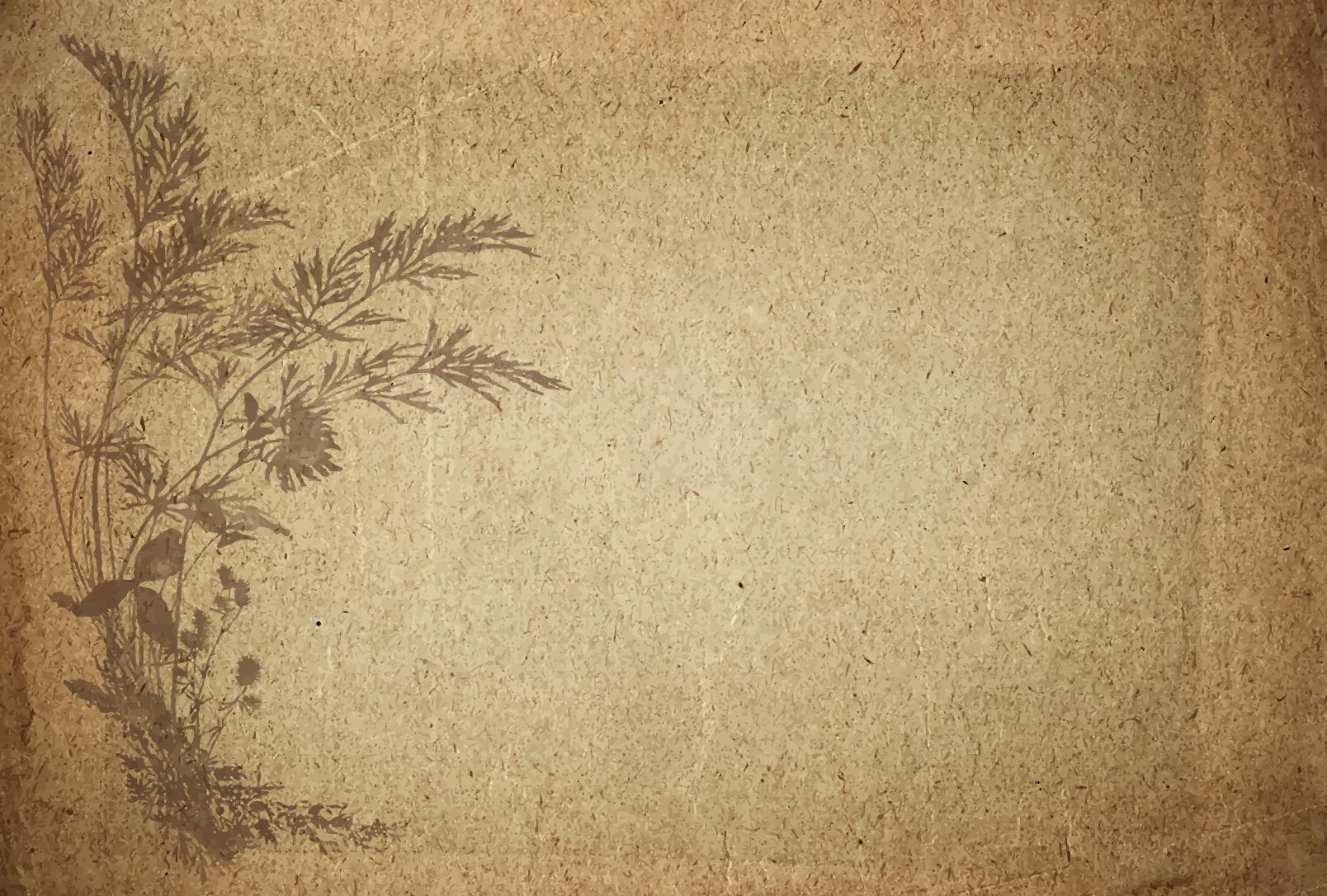 Background tranh giấy cũ