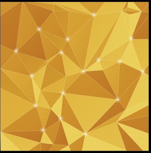 Background vàng 3D