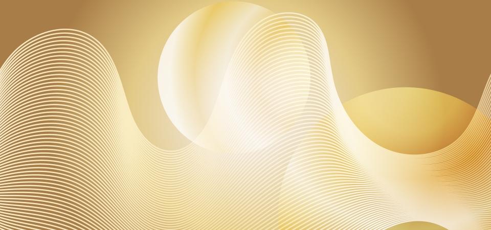 Background vàng hoa văn đẹp