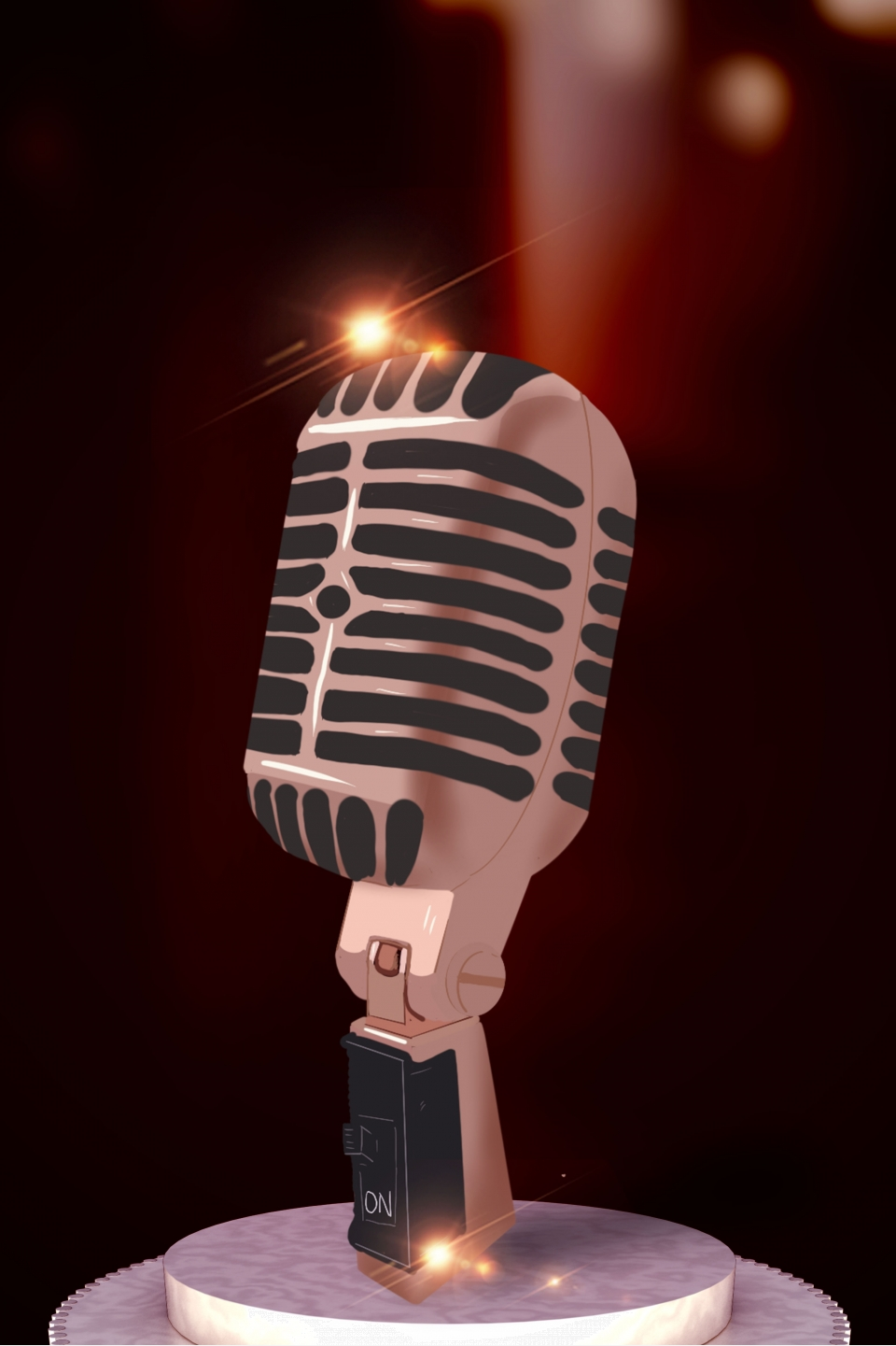 Background về karaoke