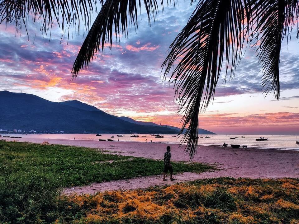 Hình ảnh bãi biển ở Việt Nam