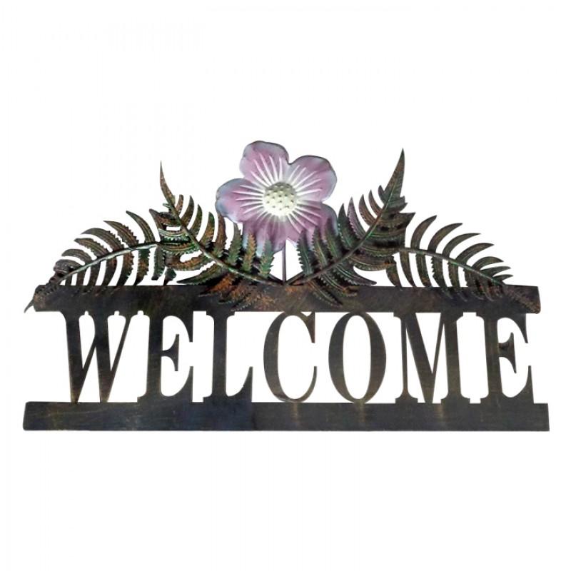 Hình ảnh chữ welcome trang trí
