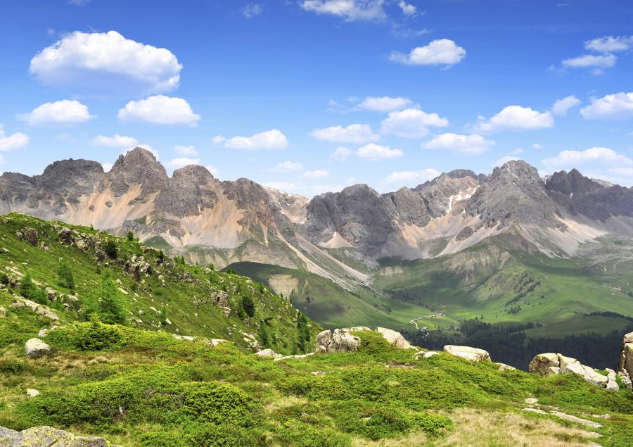 Hình ảnh dãy núi