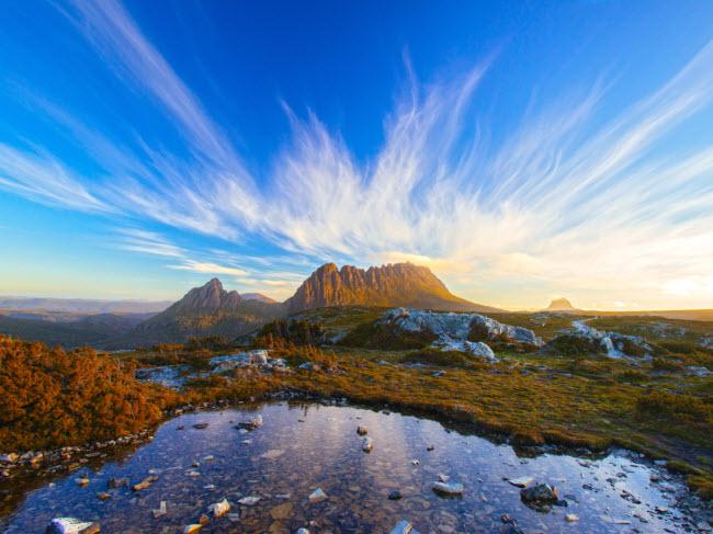 Hình ảnh đẹp về ngọn núi