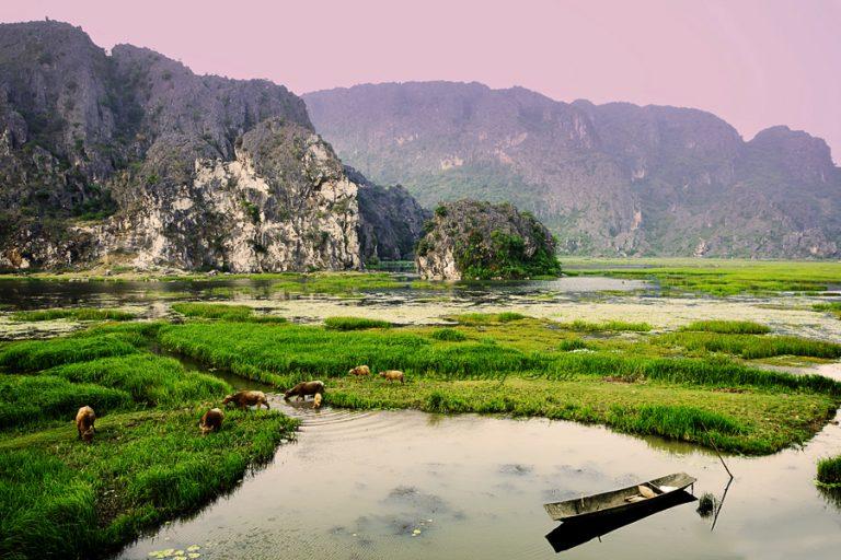 Hình ảnh đẹp về thiên nhiên Việt Nam