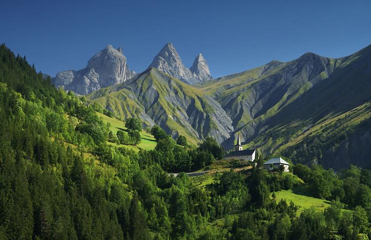 Hình ảnh núi cao đẹp
