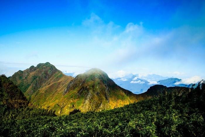 Hình ảnh núi đồi đẹp