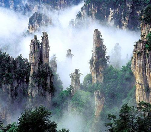 Hình ảnh núi nhọn đẹp