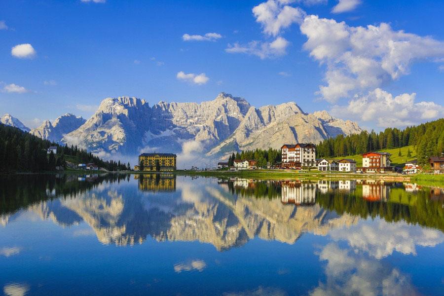 Hình ảnh núi ở châu Âu