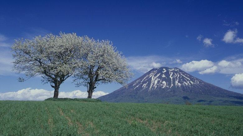 Hình ảnh núi ở Nhật