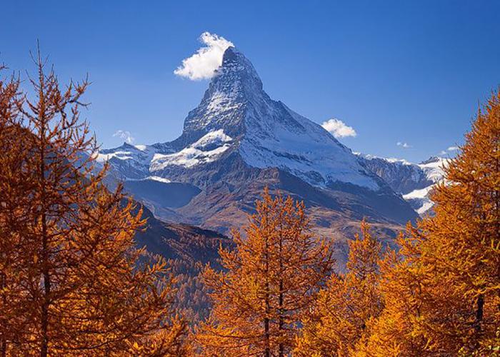 Hình ảnh núi ở Thuỵ Sĩ