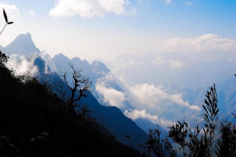 Hình ảnh núi ở Việt Nam