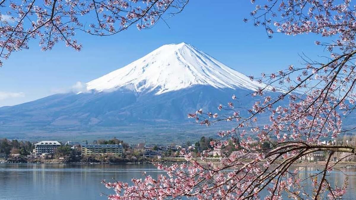 Hình ảnh núi Phú Sĩ