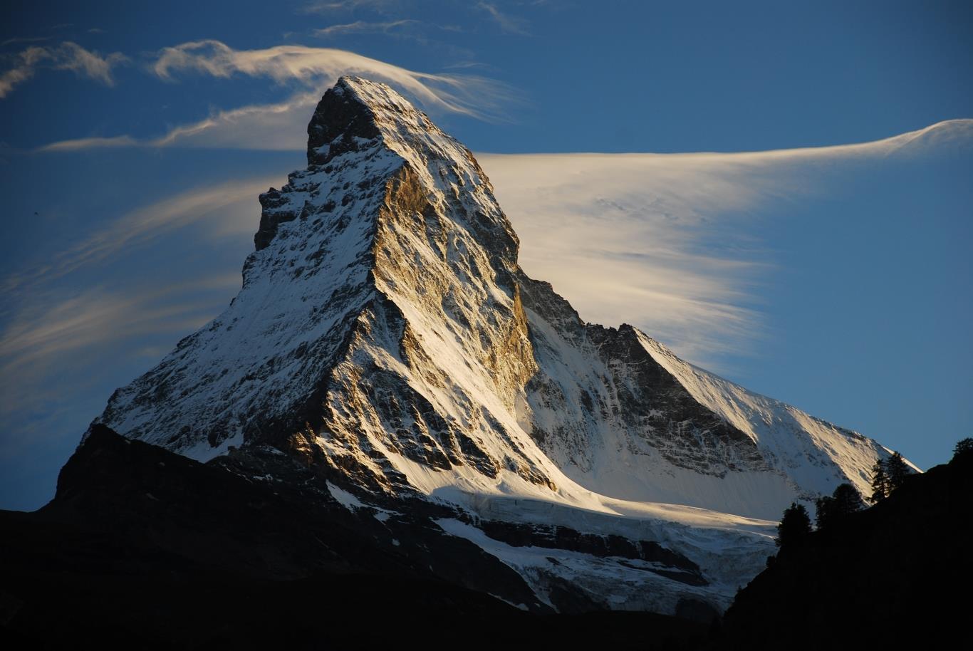 Hình ảnh núi tuyết đẹp