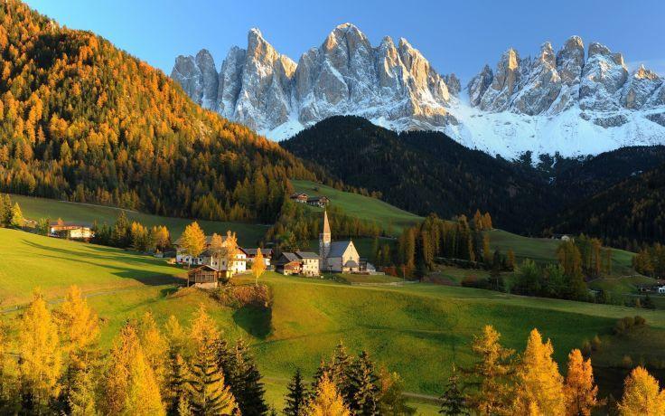 Hình ảnh núi và thảo nguyên