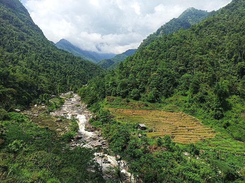 Hình ảnh núi xanh