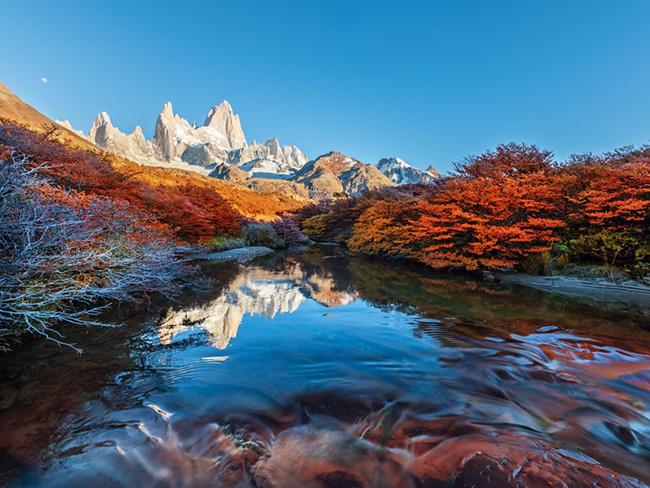 Hình ảnh phong cảnh núi đẹp