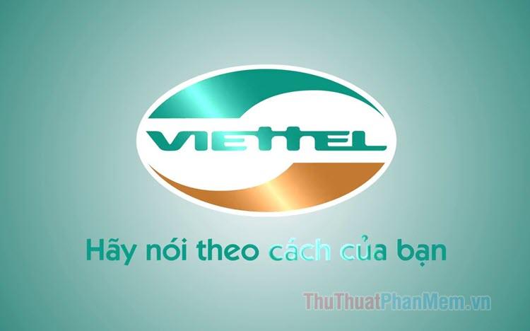 Logo Viettel (Vector, PSD, PNG)