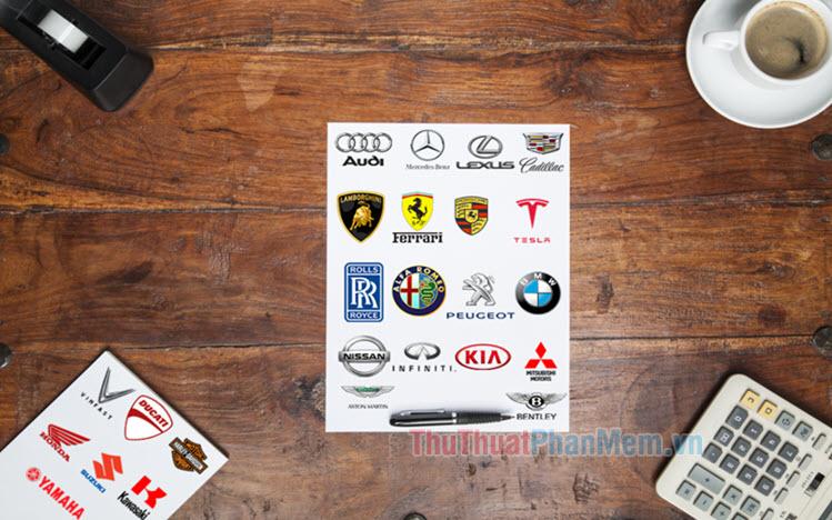 Tổng hợp Logo các hãng xe (Vector, PSD, PNG)