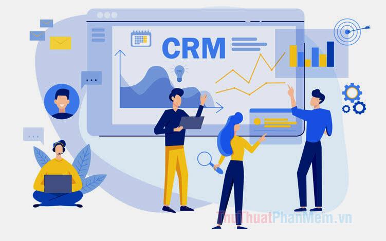 Top 10 phần mềm CRM miễn phí tốt nhất