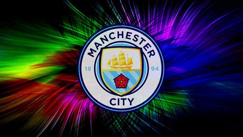 Ảnh logo Man City đẹp
