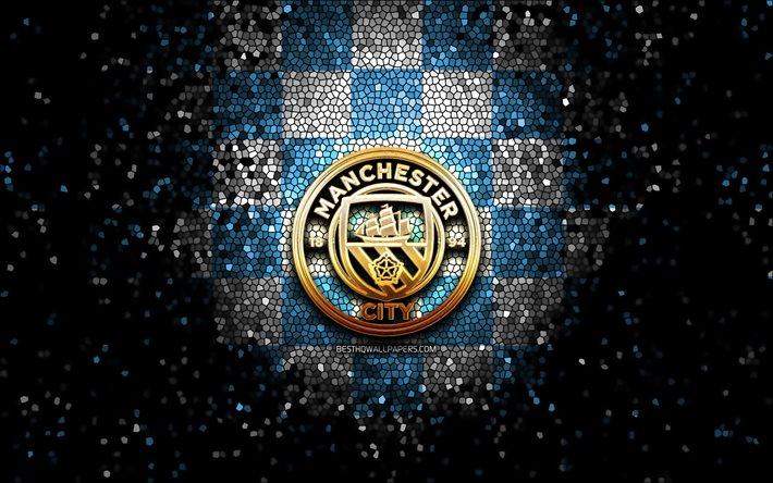 Ảnh logo Man City vàng