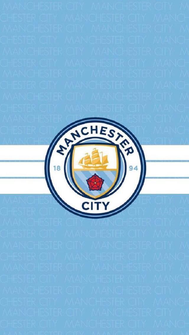 Ảnh nền Logo Man City cho điện thoại