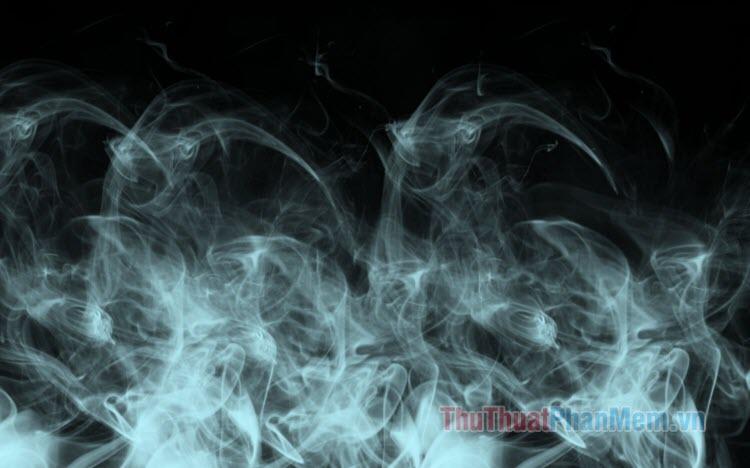 Background khói