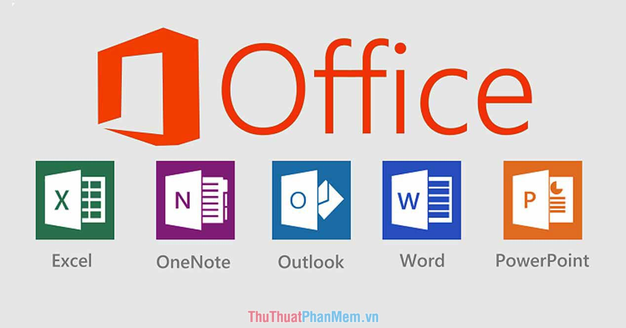 Bộ công cụ Microsoft Office (Word, Excel, Power Ponit)