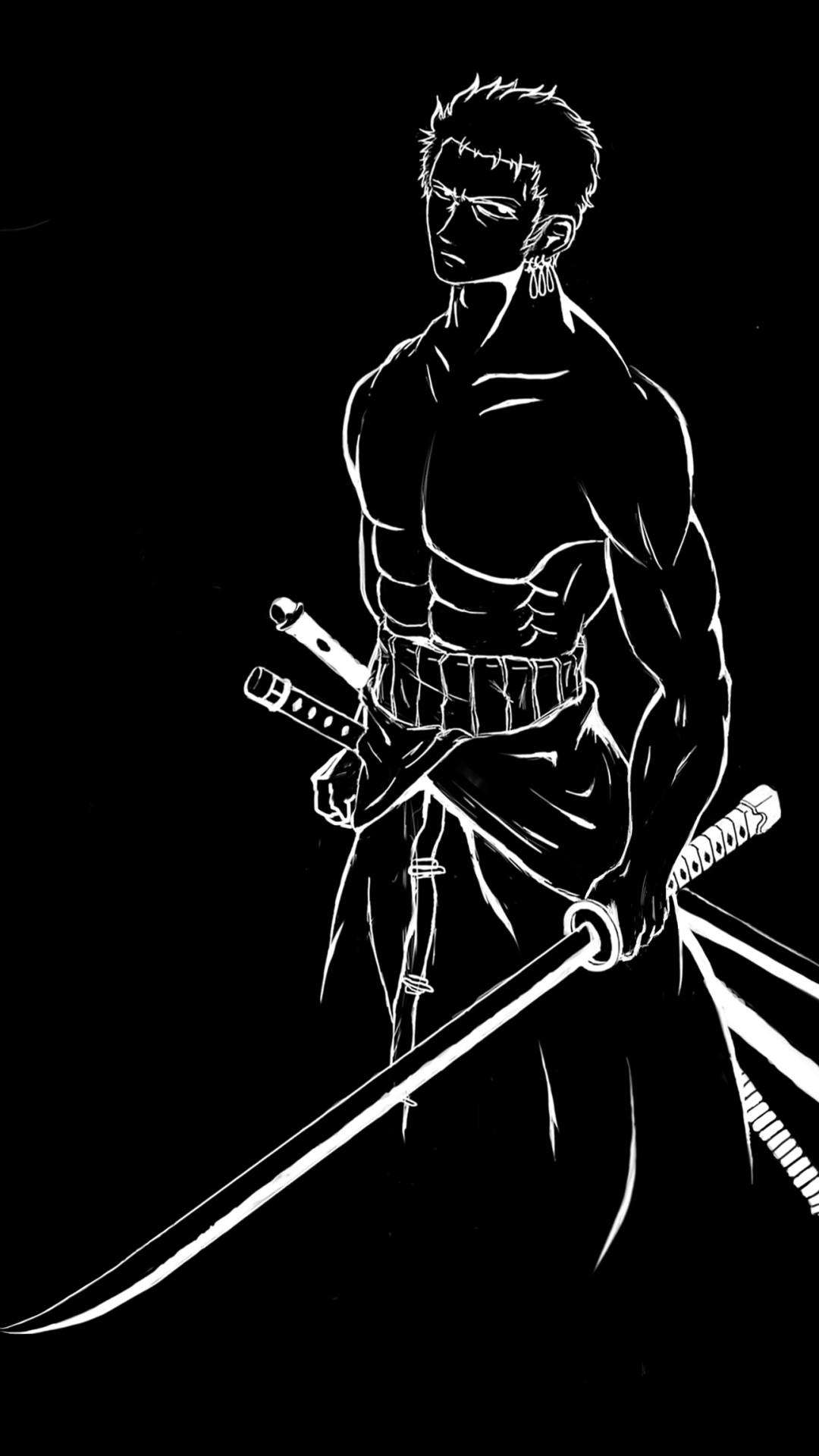 Hình ảnh anime đen