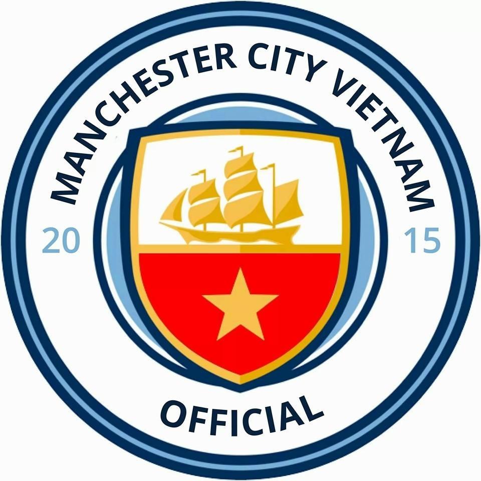 Hình ảnh Logo Man City Việt Nam