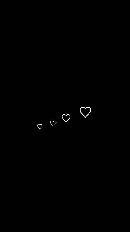 Hình mẫu đen đơn giản