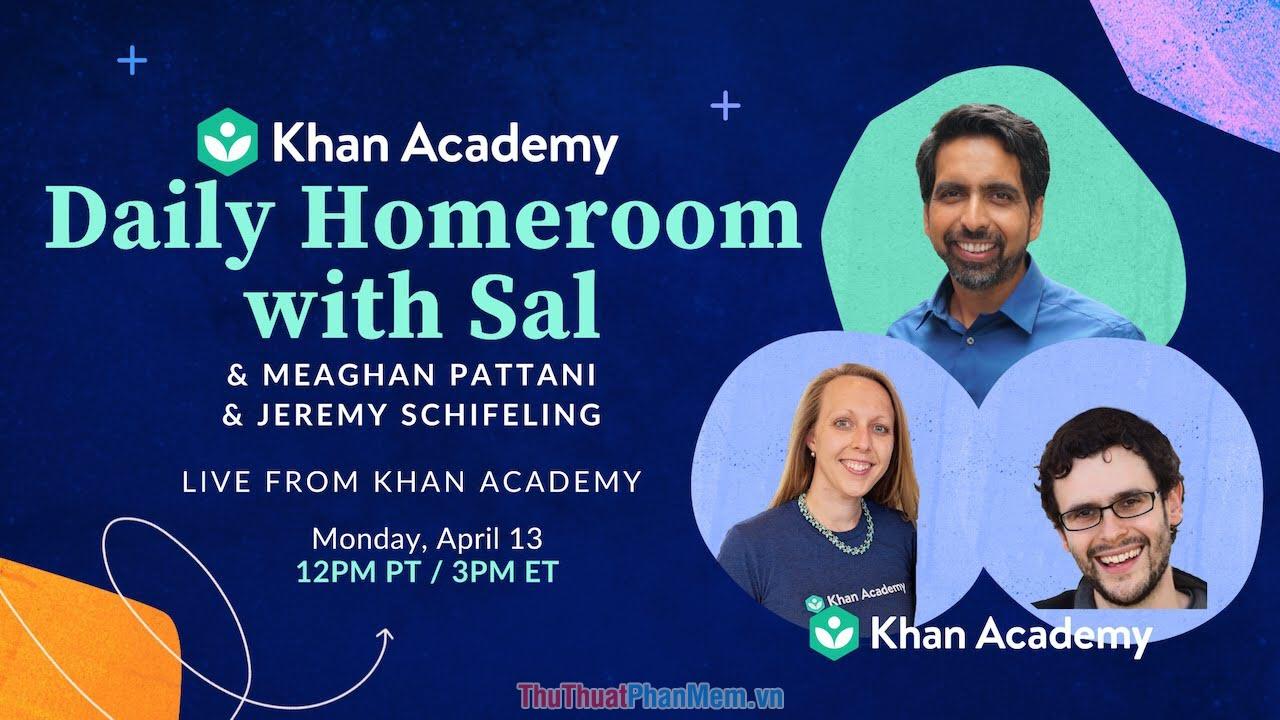 Khan Academy – Học tập