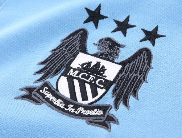 Logo áo Man City đẹp