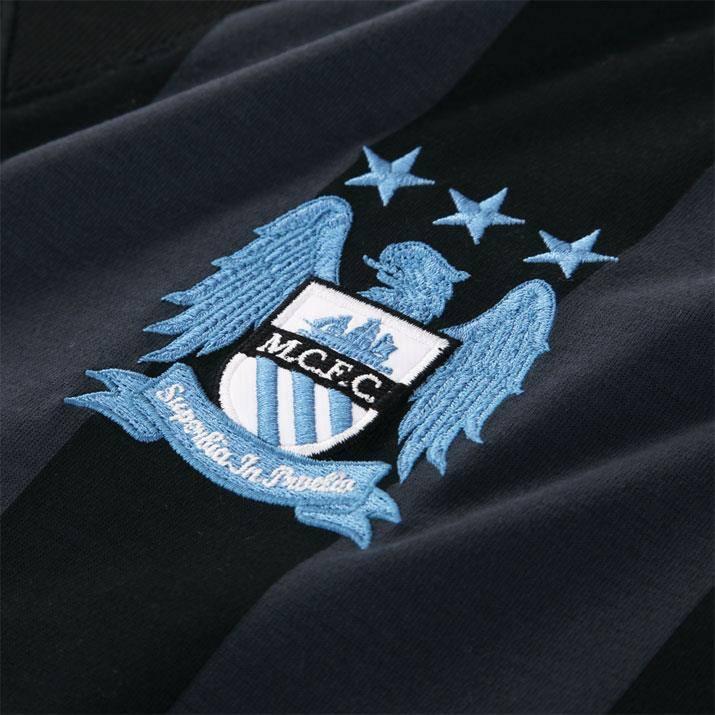 Logo áo Man City