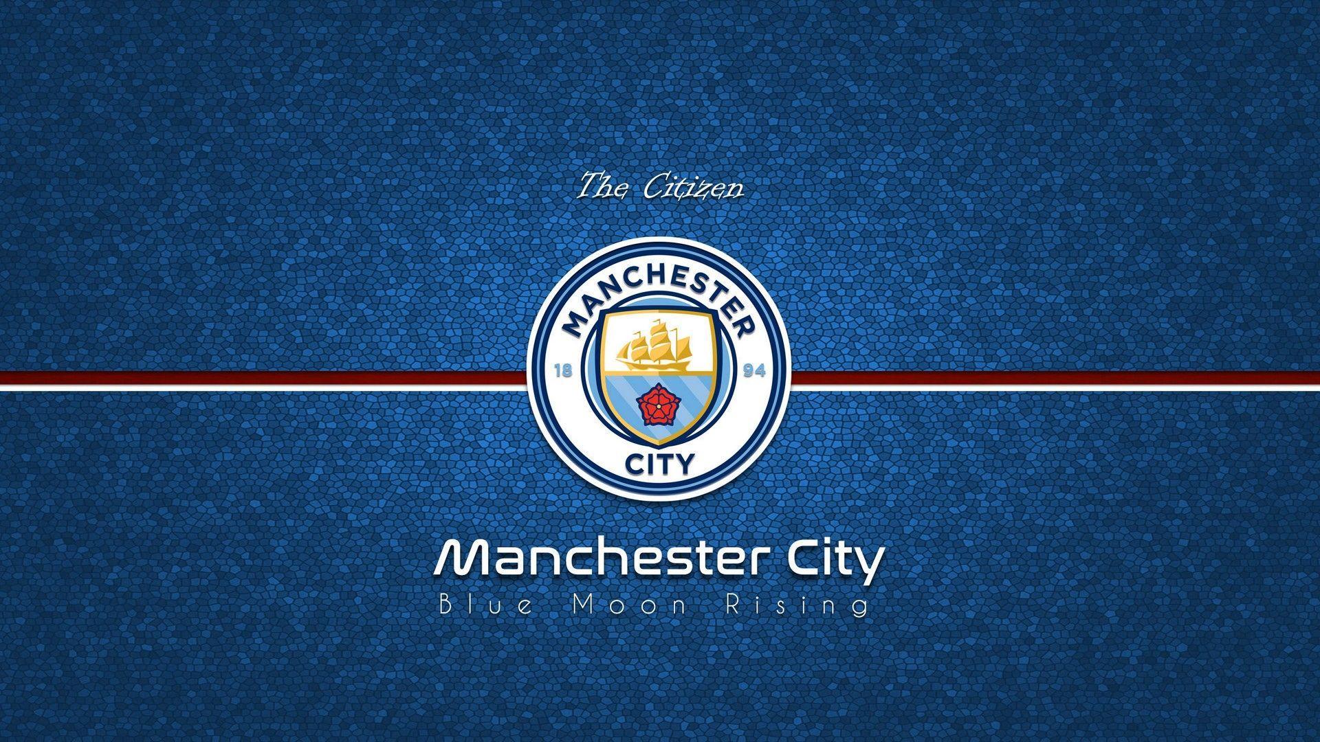 Logo Man City ảnh nền