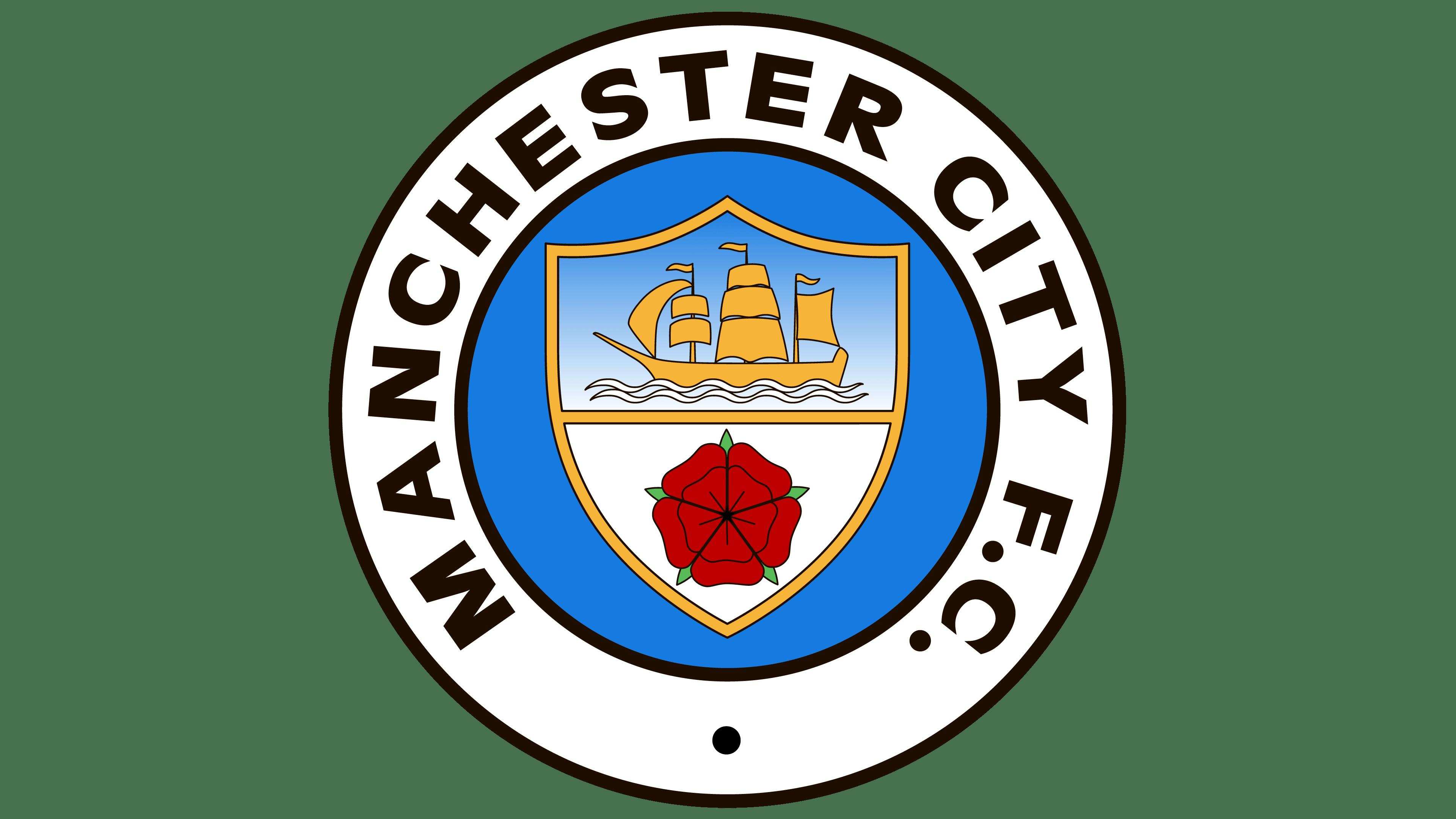 Logo Man City cũ