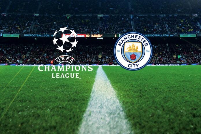 Logo Man City và cúp C1