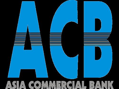 Logo ngân hàng ACB cũ
