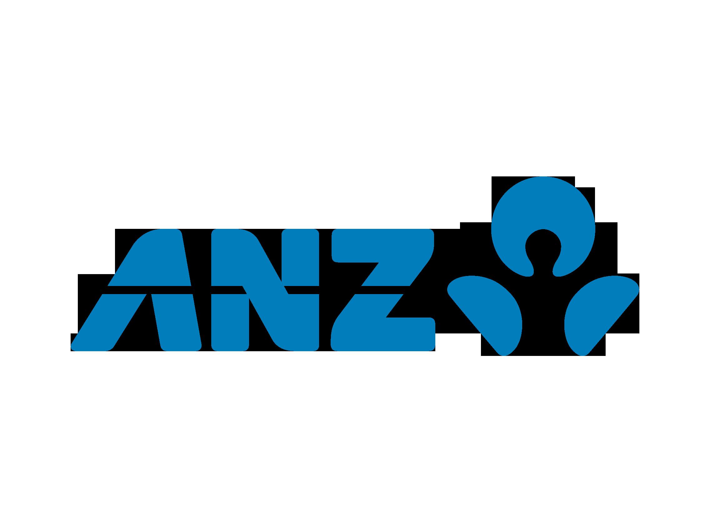 Logo ngân hàng ANZ