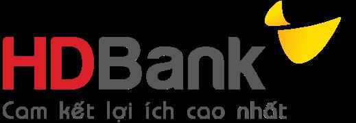 Logo ngân hàng HD Bank